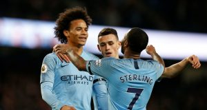 Top 3 most fastest Manchester City players in 2020