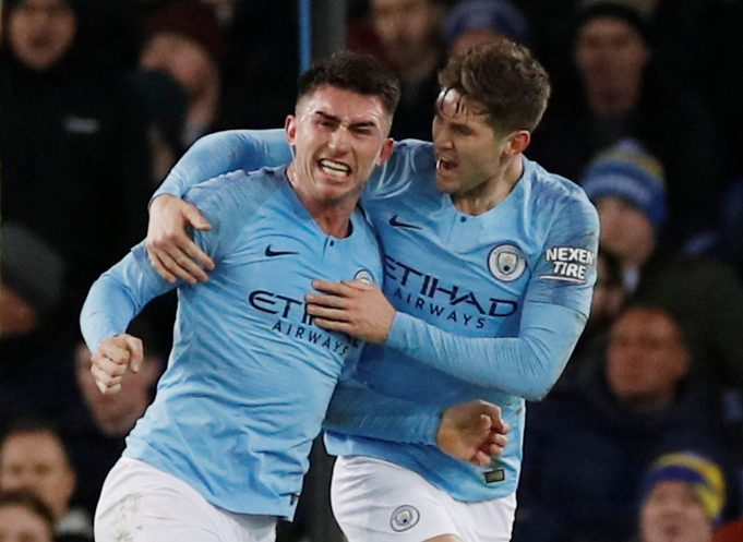 Top Five tallest Manchester City players