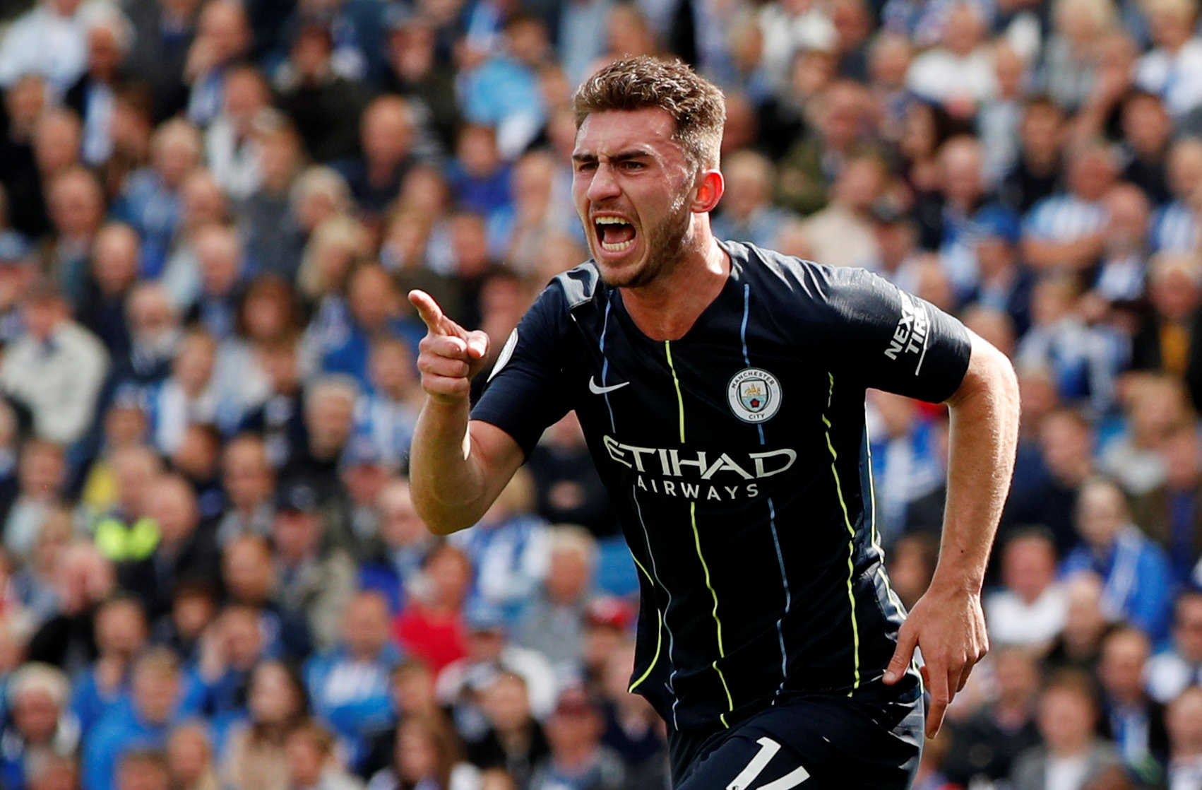 Top Five tallest Manchester City players - Laporte