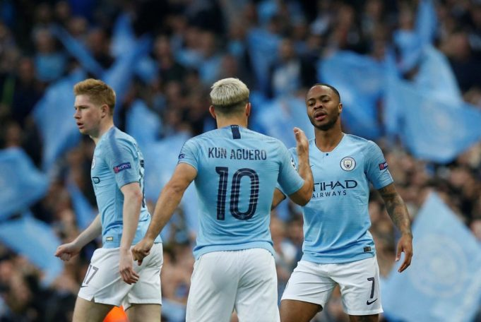 Top five most valued Manchester City players