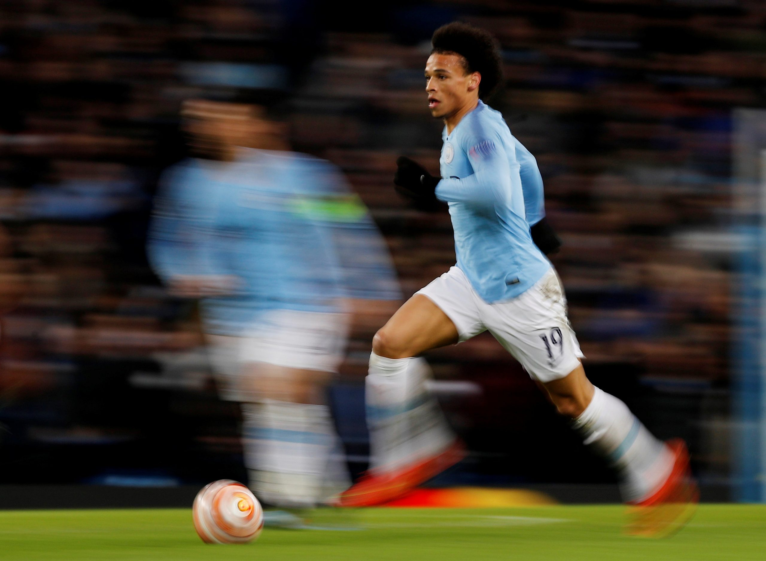 Manchester City Players sold 2020 Leroy San