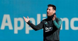 City warned against signing Messi!