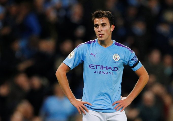 Eric Garcia speaks out on his future amid links to Barcelona and Real Madrid