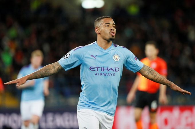 Gabriel Jesus Returns With 'Brilliant Goal' In Olympiacos Clash