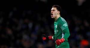 Is Ederson's position under threat at Manchester City?