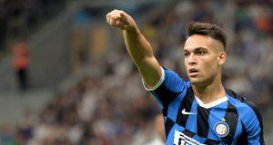 Manchester City Begin Negotiations For Lautaro Martinez