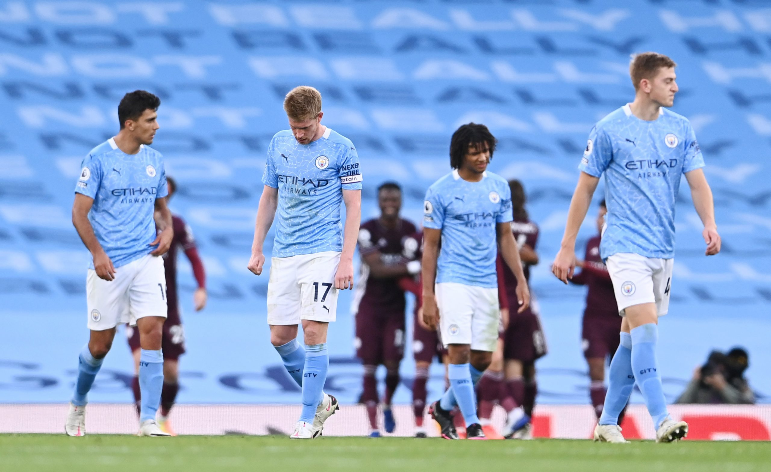 Manchester City Biggest loss & defeat ever