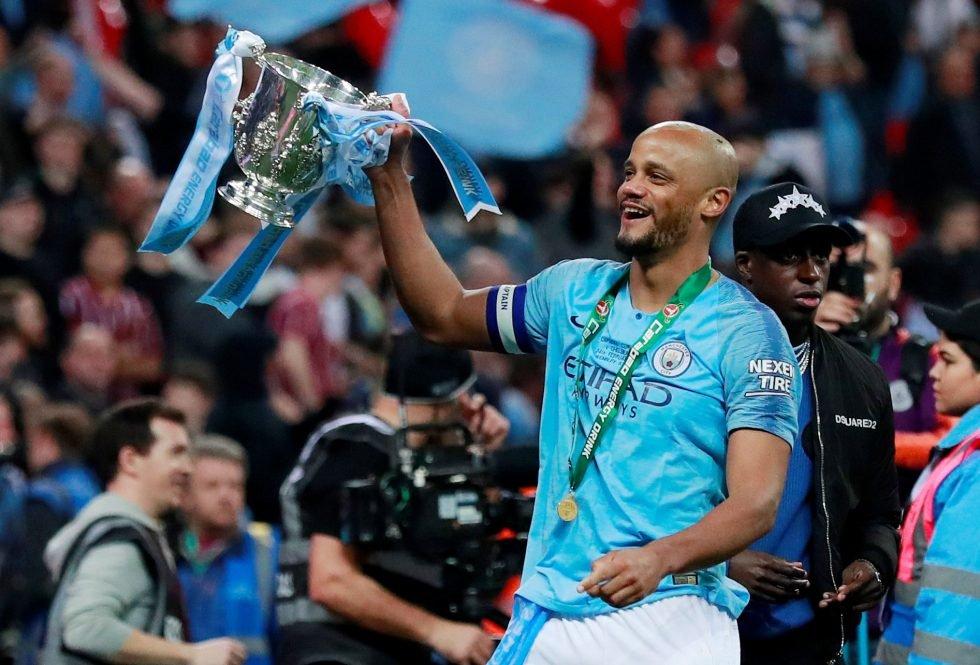 Manchester City Notable captains