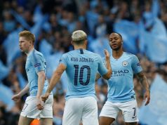Manchester City Predicted Line Up vs Burnley