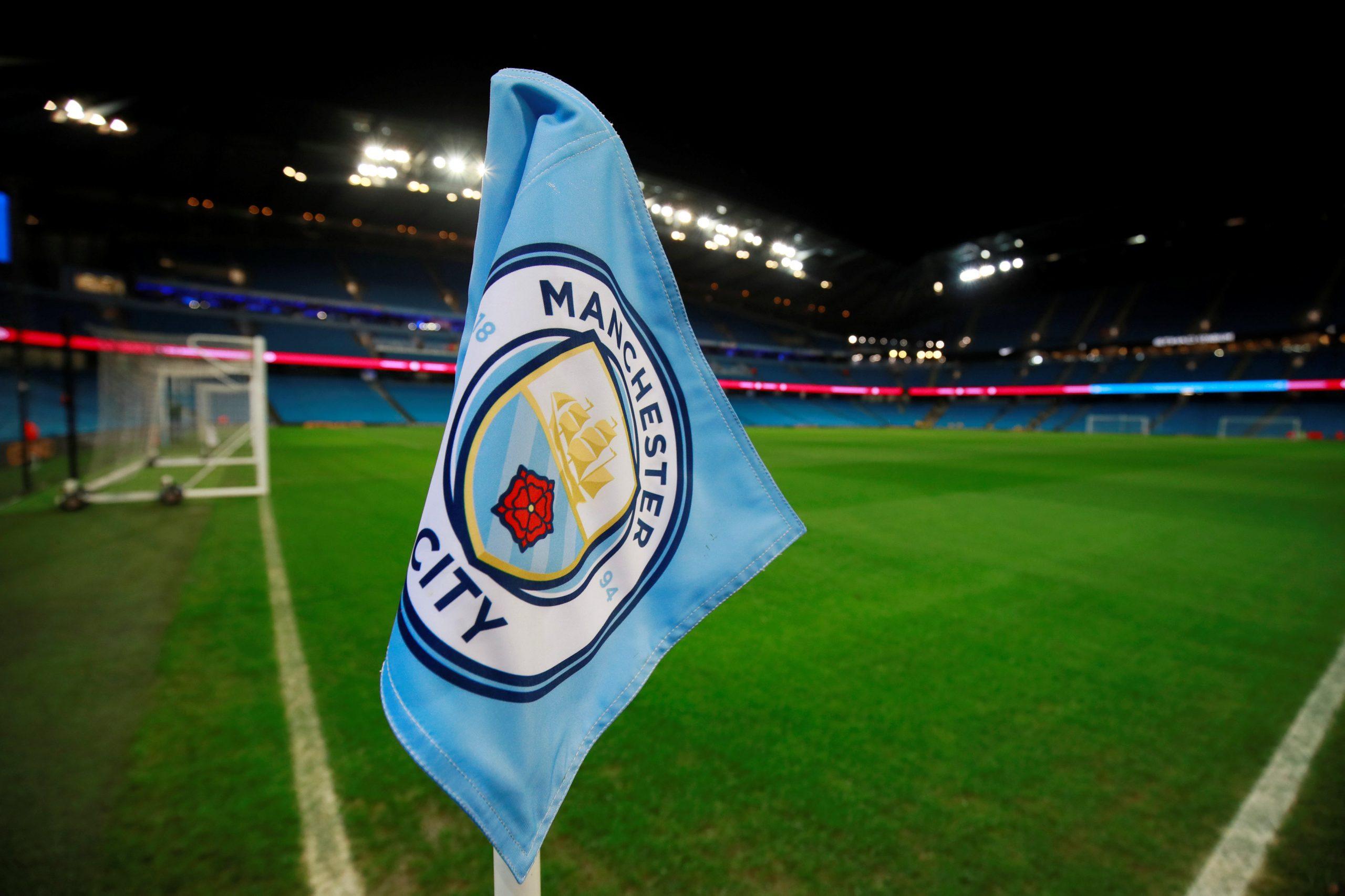 Manchester City Team Under-18s 2020