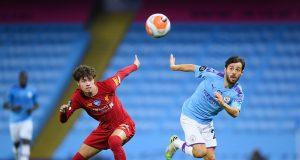 Manchester City vs Liverpool Head To Head