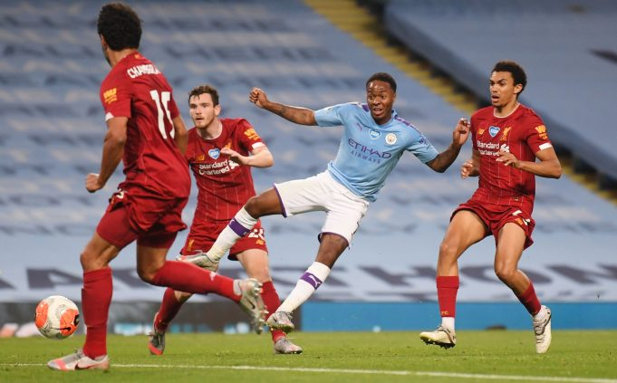 Manchester City vs Liverpool Live Stream