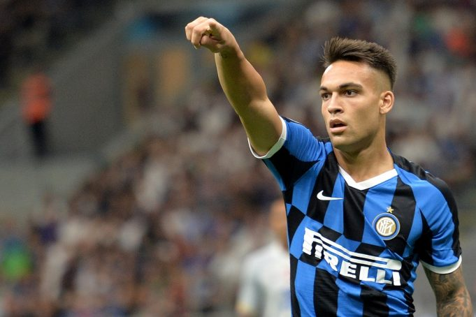 Pep Guardiola Wants Lautaro Martinez At Manchester City