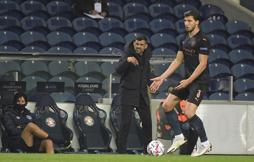 Dias talks about positives from City draw
