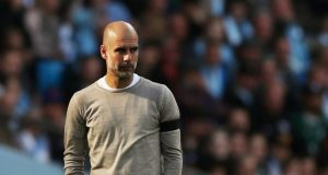 Guardiola Cautious About City Losing Points