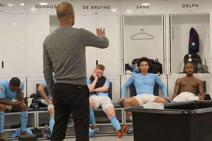 Manchester City Management Team