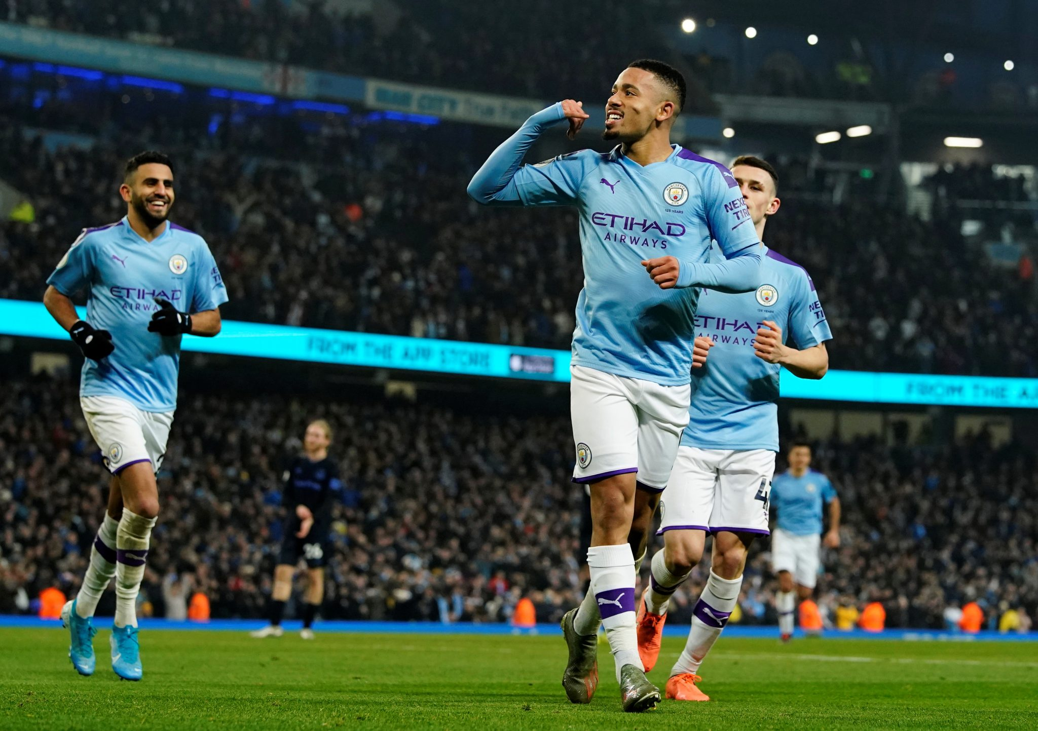 Manchester City Predicted Line Up vs Everton: Starting 11!