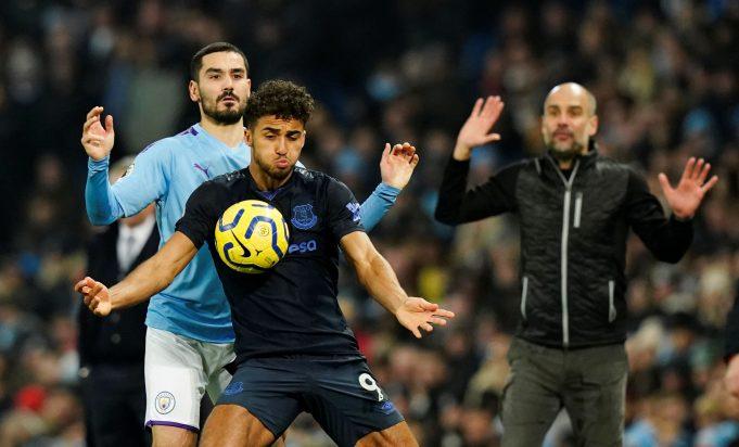 Manchester City vs Everton Live Stream