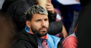 Pep Guardiola gives a positive Sergio Aguero update
