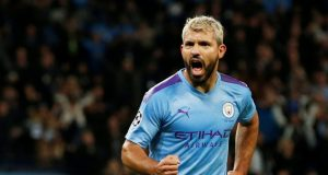Pep Guardiola gives update on striker Sergio Aguero