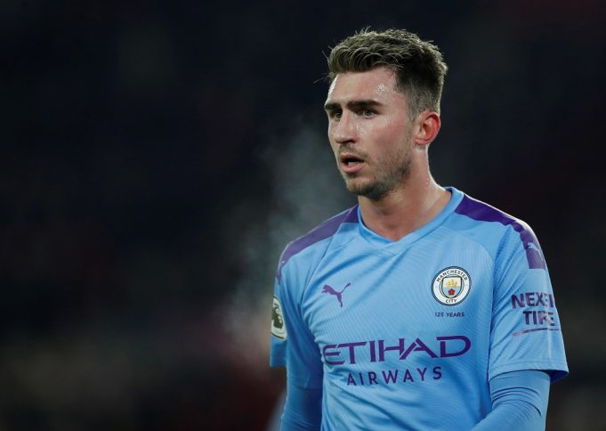 Aymeric Laporte Closer To Full Fitness