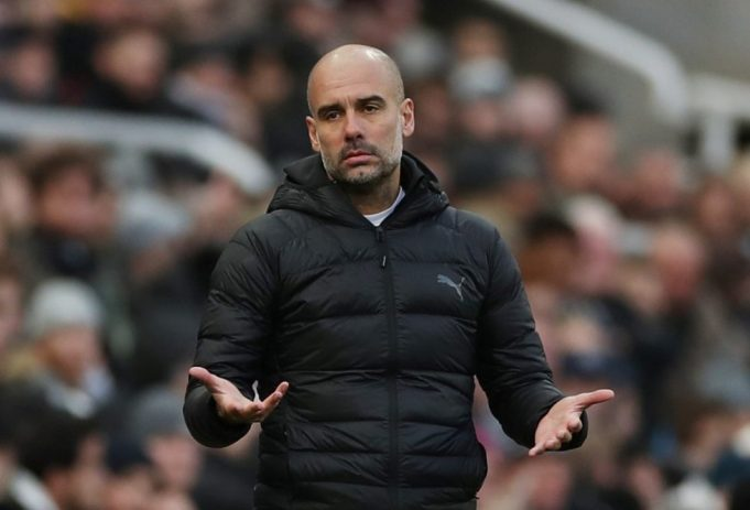Guardiola Believes Manchester City Are Playing Champions Football