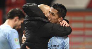 Ilkay Gundogan applauds Cancelo for his new role