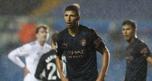 Man City's Ruben Dias frightens opponents