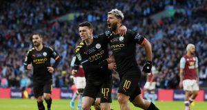 Manchester City Predicted Line Up vs Aston Villa