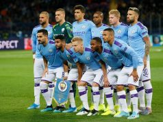 Manchester City Predicted Line Up vs Crystal Palace
