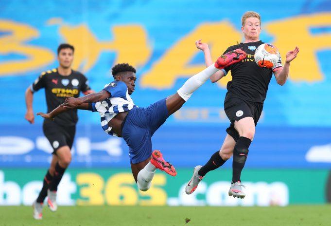 Manchester City vs Brighton Head to Head