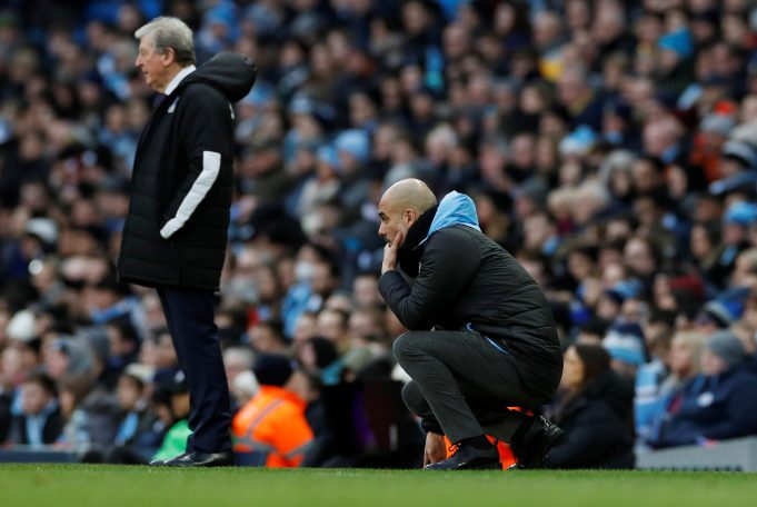 Manchester City vs Crystal Palace Head to Head