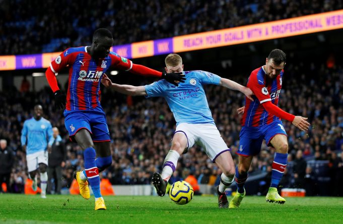Manchester City vs Crystal Palace Live Stream
