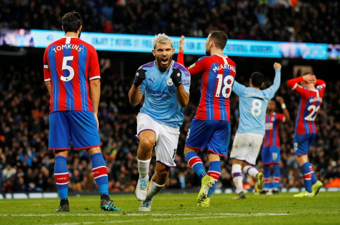 Manchester City vs Crystal Palace Prediction