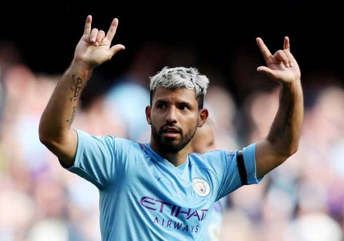 Pep Guardiola Confident Aguero Will Save Manchester City
