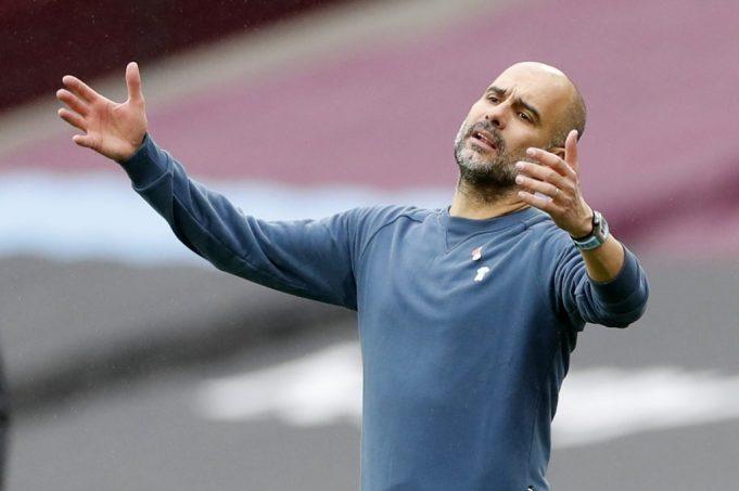 Pep Guardiola on Premier League's circuit breaker idea