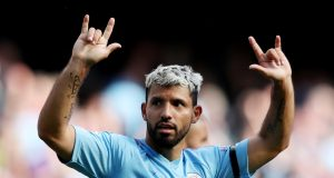 Pep Guardiola urged to sign a replacement for Sergio Aguero