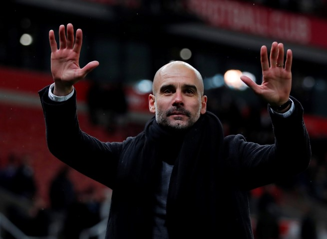 Pep dedicates win to late Colin Bell and hails City mentality