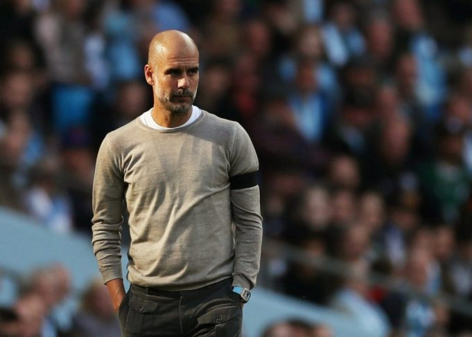 Pep talks retirement and City games in hand