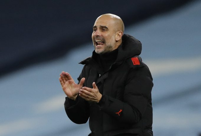 Pep Guardiola Has Warned Players Over Title-Complacency