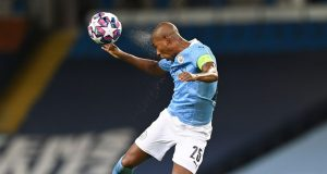 Fernandinho speaks out on his future at City
