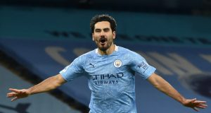 Ilkay Gundogan could spend rest of his career at Man City