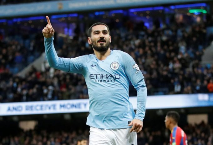 Ilkay Gundogan praises unsung heroes at Man City