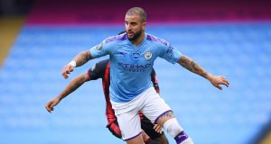 Kyle Walker Admits His Goal Was A Cross Against Swansea City