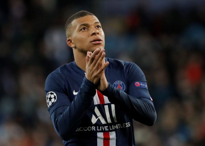 Manchester City Amongst Four Superpowers Chasing Kylian Mbappe