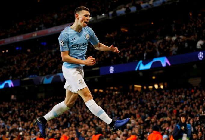 Pep Guardiola cautious about Foden's growth