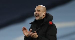 Pep Guardiola expects Liverpool to be more aggressive