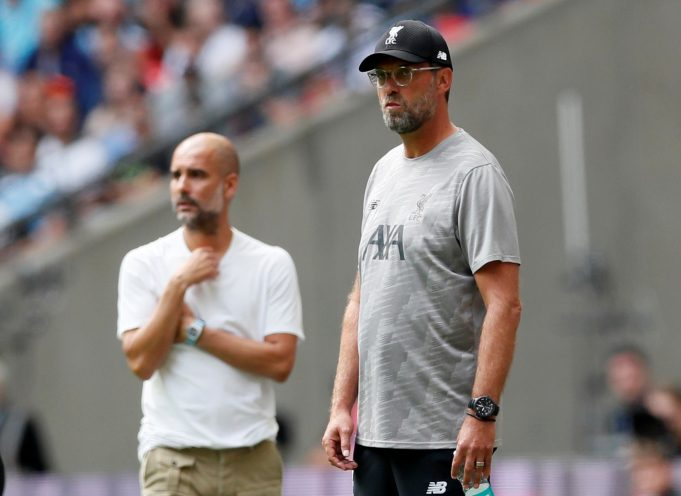 Pep Guardiola vows to confront Klopp over Man City comments