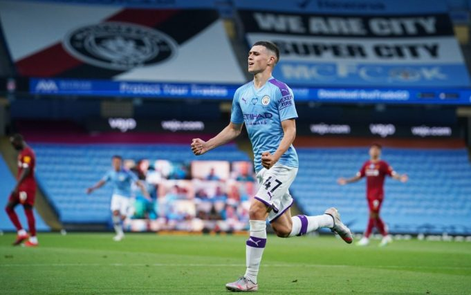 Phil Foden is the best young player in England