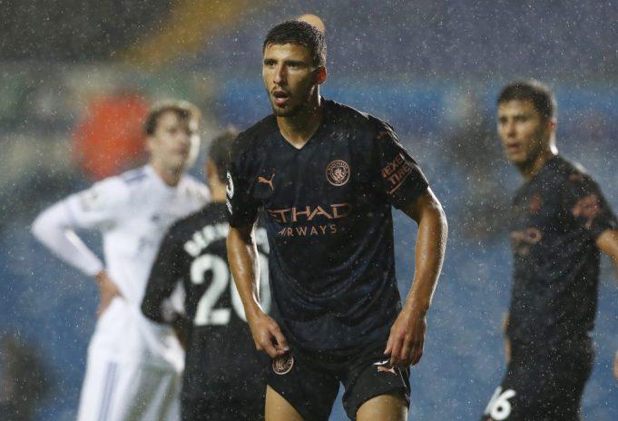 Ruben Dias resembles scary Van Dijk according to Paul Merson